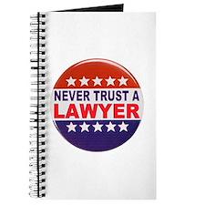 LAWYER POLITICAL BUTTON Journal