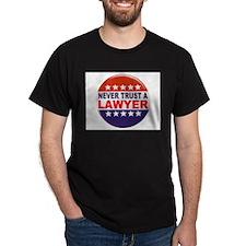 LAWYER POLITICAL BUTTON T-Shirt