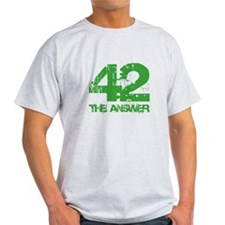blcktshirt_42 T-Shirt
