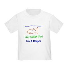 I'm A Keeper T
