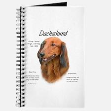 Longhaired Dachshund Journal