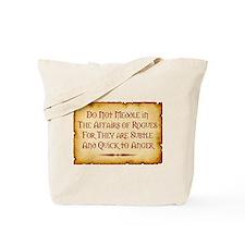 Rogues Tote Bag