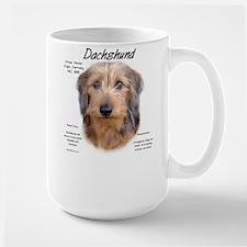 Wirehaired Dachshund Mug