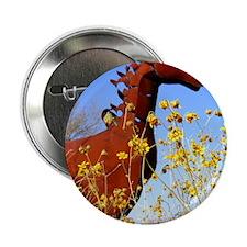 "Iron Horse in Spring 2.25"" Button"