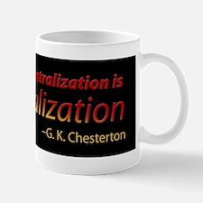 Decentralization Mug