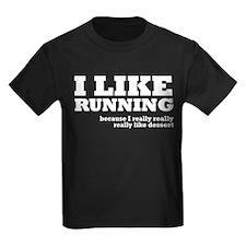 I Like Running and Dessert T