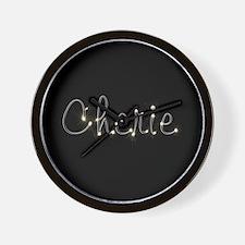 Cherie Spark Wall Clock