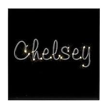 Chelsey Spark Tile Coaster