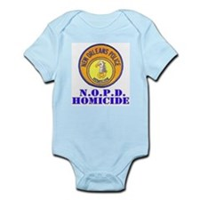 NOPD Homicide Infant Creeper
