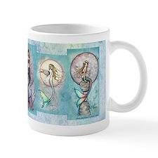 Many Mermaids by Molly Harrison Small Mug