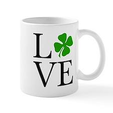 Shamrock Love Small Mug