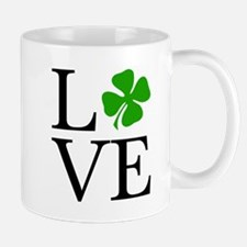 Shamrock Love Small Small Mug