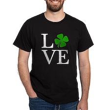 Shamrock Love T-Shirt