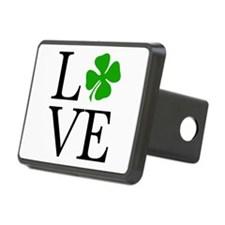 Shamrock Love Hitch Cover