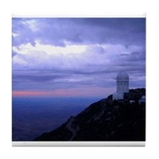 4 Meter Telescope on Kitt Peak at sunset. Tile Coa