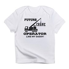 Future Crane Operator Infant T-Shirt