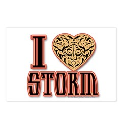 Storm Postcards (Package of 8)