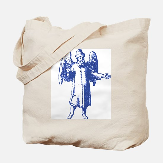 Enlightenment Angel Tote Bag
