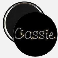 Cassie Spark Magnet