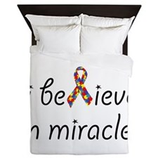 Cute Miracle Queen Duvet