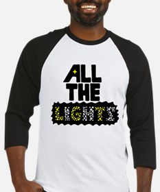 All The Lights Baseball Jersey