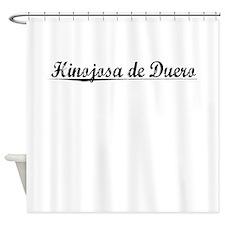 Hinojosa de Duero, Aged, Shower Curtain