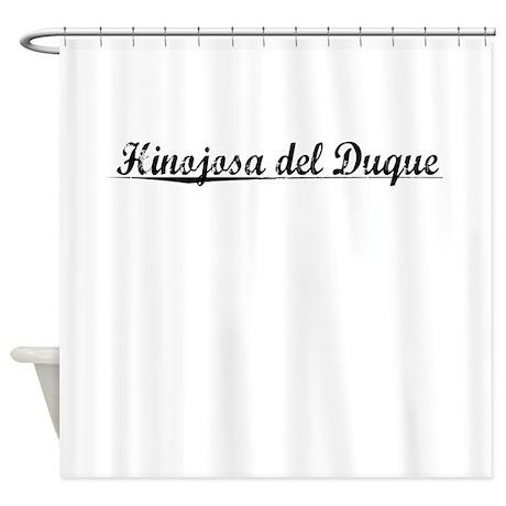 Hinojosa del Duque, Aged, Shower Curtain