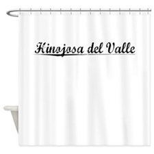 Hinojosa del Valle, Aged, Shower Curtain