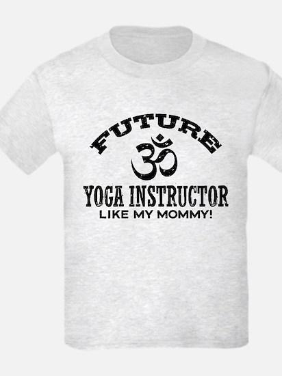 Future Yoga Instructor T-Shirt
