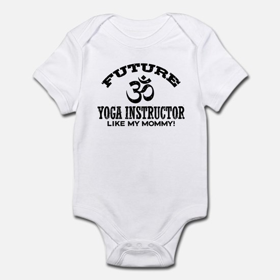 Future Yoga Instructor Infant Bodysuit