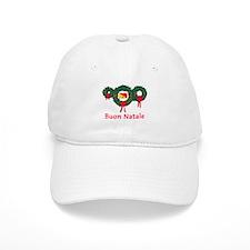 Sicily Christmas 2 Baseball Cap