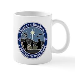 Masonic Christmas 2006. Peace on Earth Mug