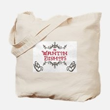 The Wanton Bishops Tote Bag