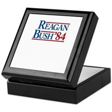 ReaganBush84 Keepsake Box