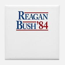 ReaganBush84 Tile Coaster