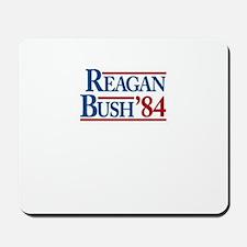 ReaganBush84 Mousepad