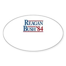 ReaganBush84 Decal