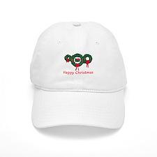 So. Africa Christmas 2 Baseball Cap