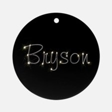 Bryson Spark Ornament (Round)