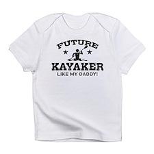 Future kayaker Like My Daddy Infant T-Shirt