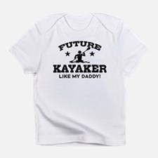 Future kayaker Like My Daddy Infant T-Shirt