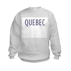 Quebec - Sweatshirt