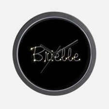 Brielle Spark Wall Clock
