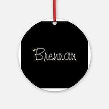 Brennan Spark Ornament (Round)