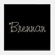 Brennan Spark Tile Coaster