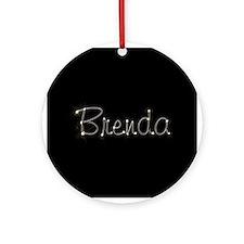 Brenda Spark Ornament (Round)