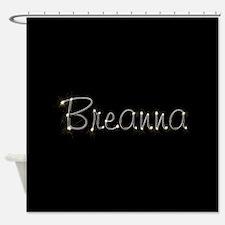 Breanna Spark Shower Curtain