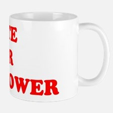 Vote For Eisenhower Mug