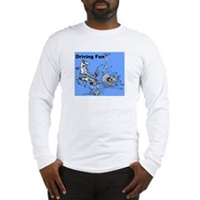 Driving Fun Long Sleeve T-Shirt