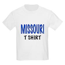 MISSOURI T SHIRT T-Shirt